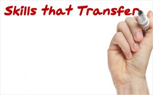 Transferable Skills Whiteboard